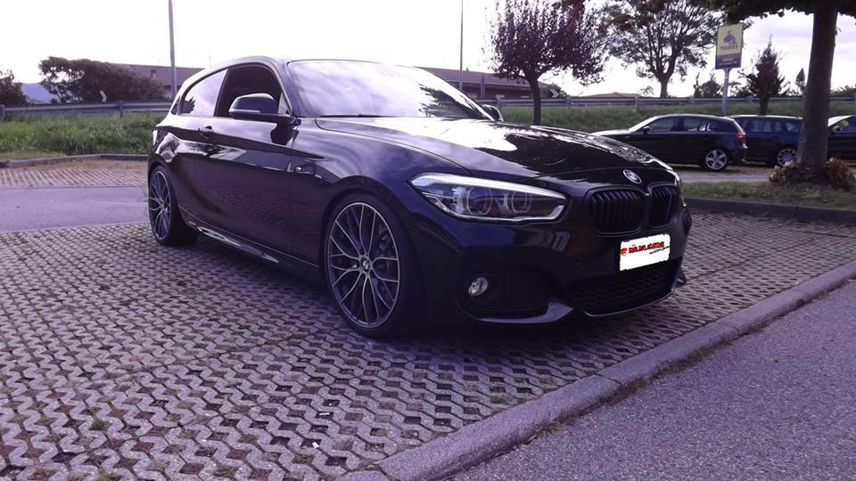 Assetto BMW 125d M-Sport