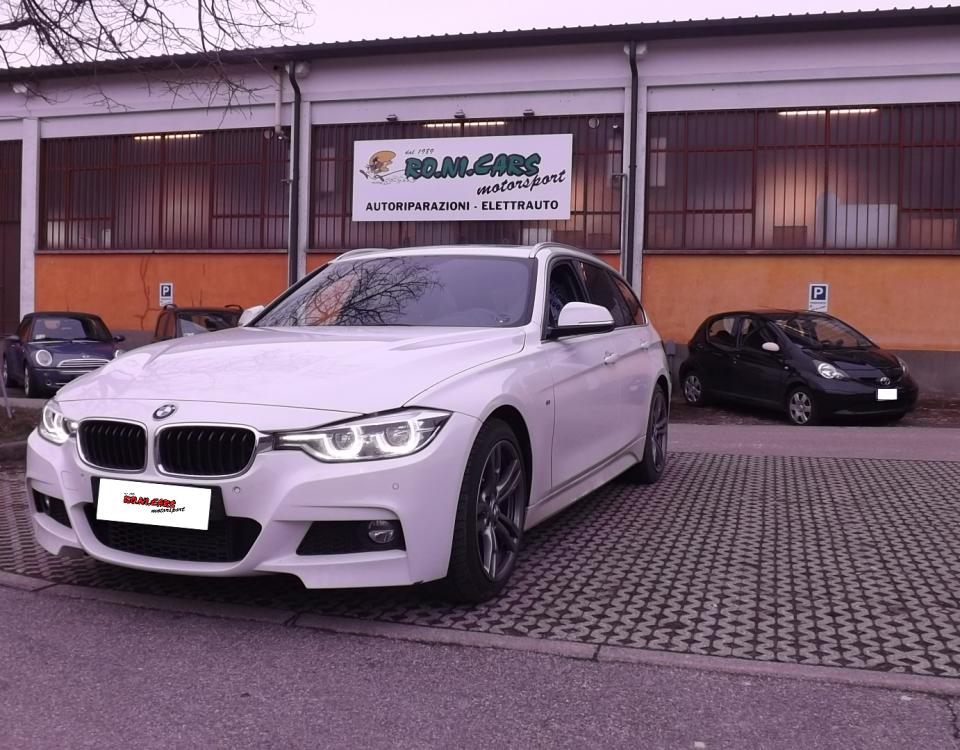 Rimappatura centralina BMW